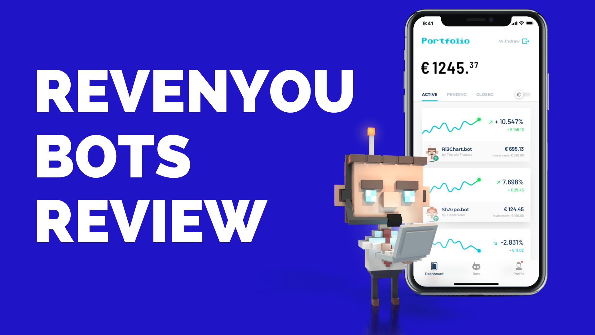 Revenyou BOTS Review | Wat is het en hoe werkt het?