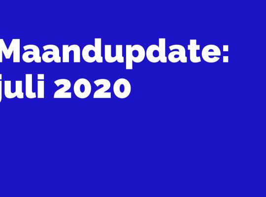 juli 2020 update beleggen